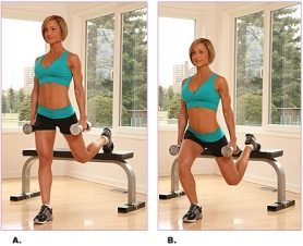 how to do a split squat